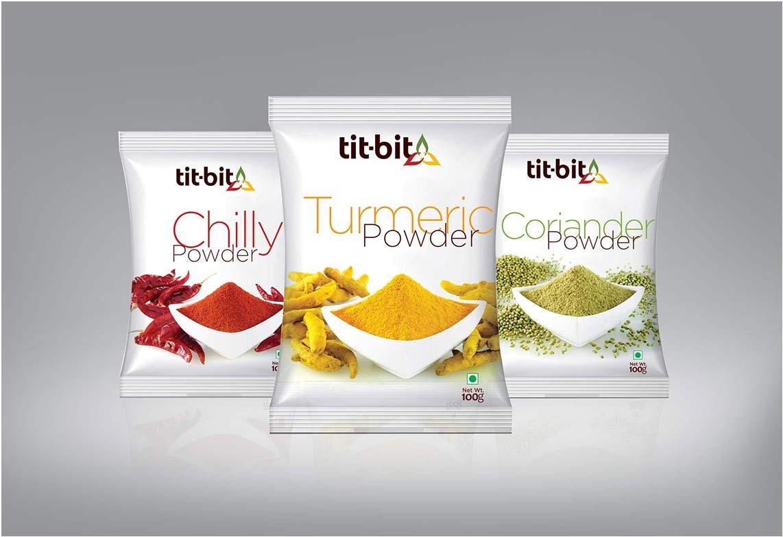 Tit-Bit | Packaging Design | Logo Design | Admonkks Advertising Agency